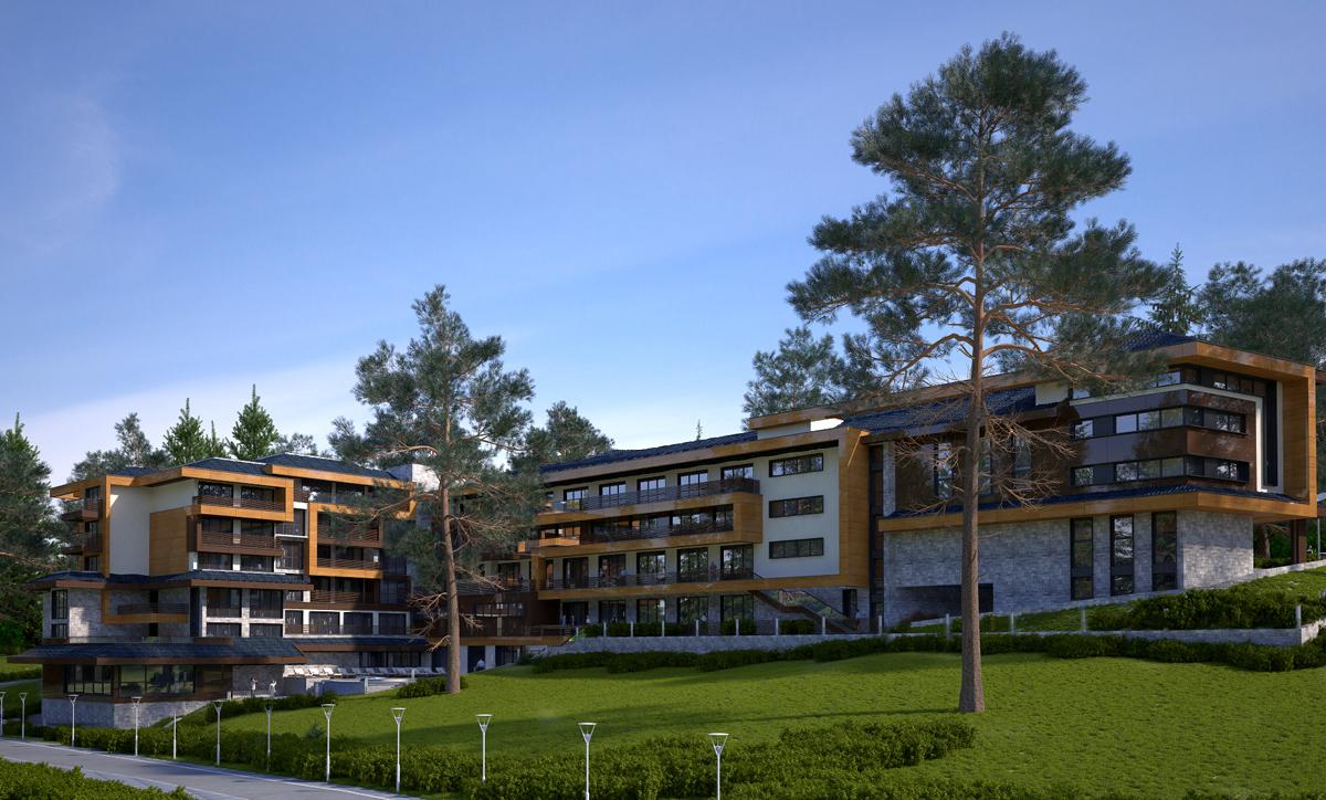 Хотел Дрийм Форест 8