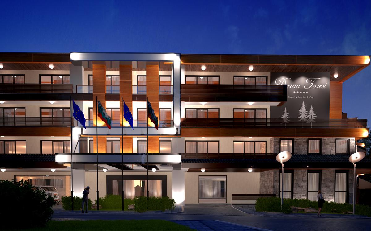Хотел Дрийм Форест 6