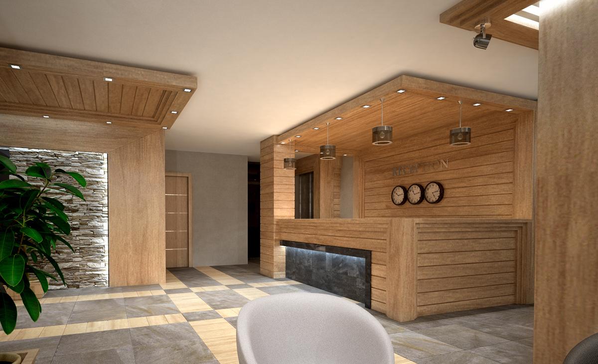 Рецепция и Лоби бар, Аmira Apartments & SPA, гр. Банско 4