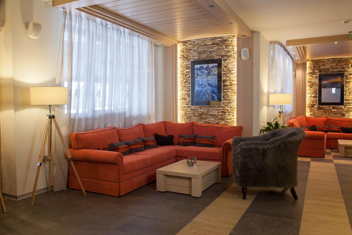 Рецепция и Лоби бар, Аmira Apartments & SPA, гр. Банско 12
