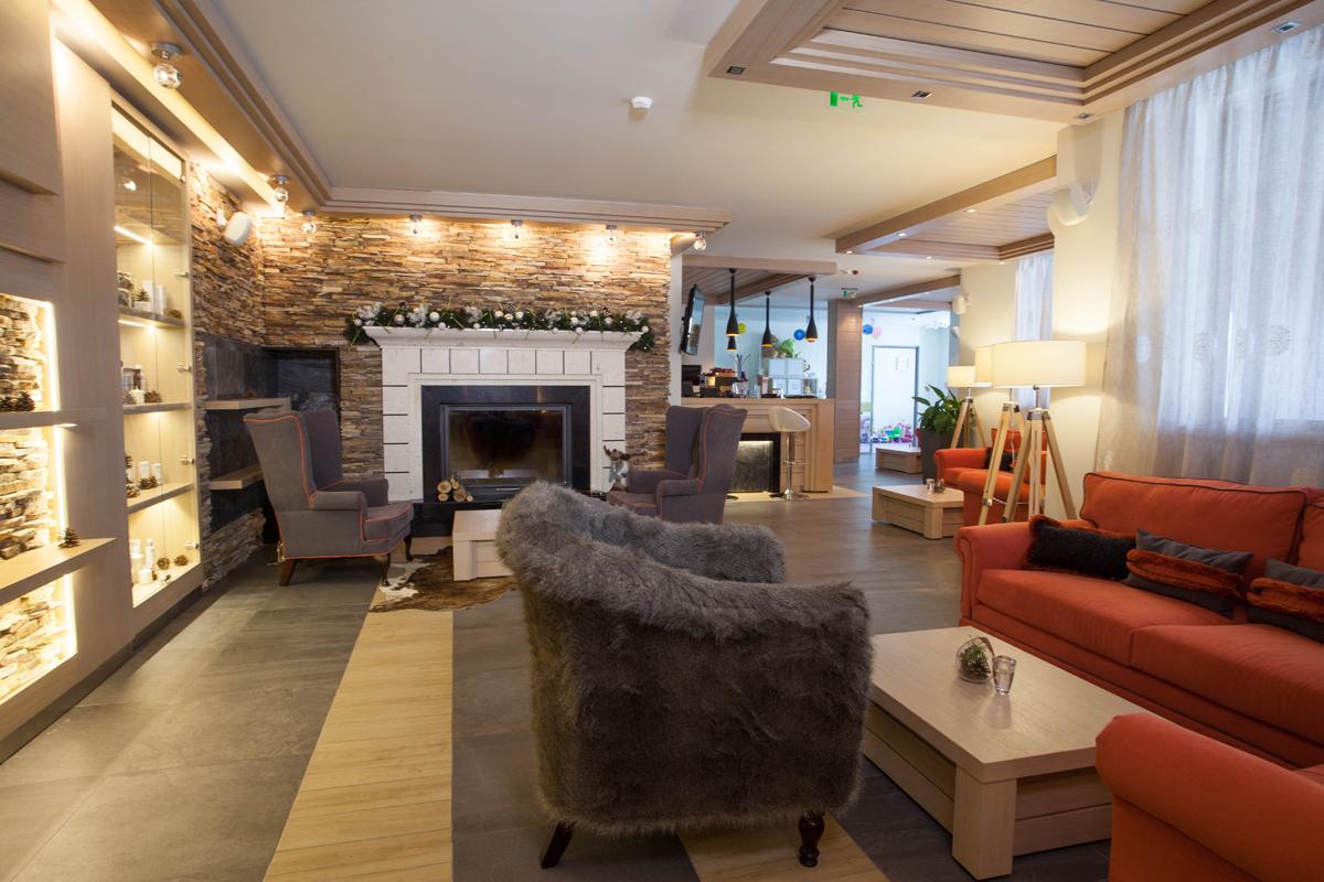 Рецепция и Лоби бар, Аmira Apartments & SPA, гр. Банско 11