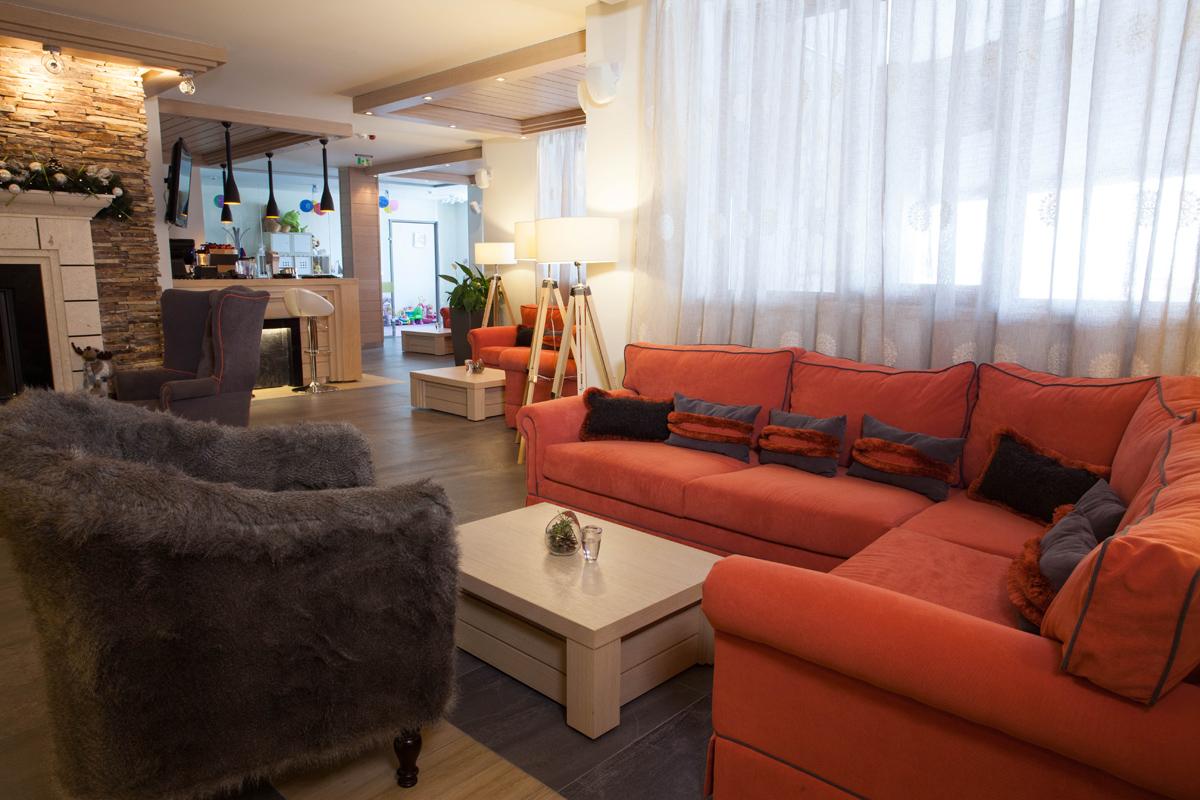 Рецепция и Лоби бар, Аmira Apartments & SPA, гр. Банско 10