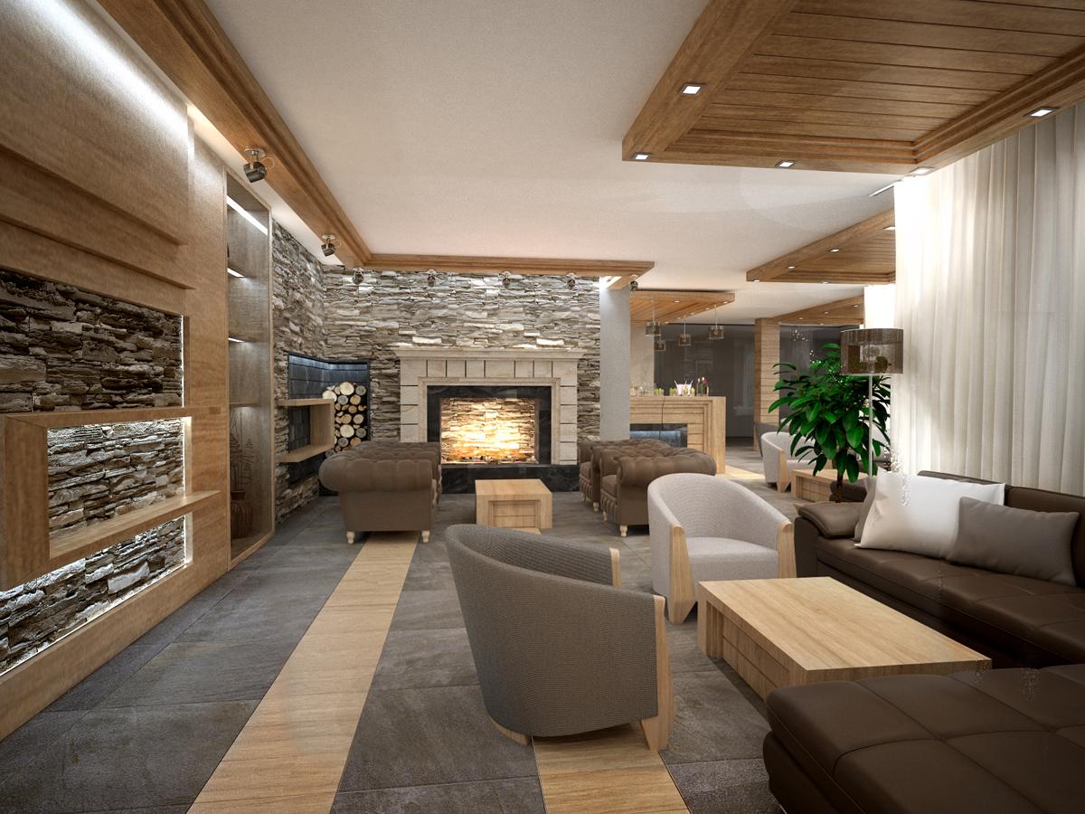Рецепция и Лоби бар, Аmira Apartments & SPA, гр. Банско 8