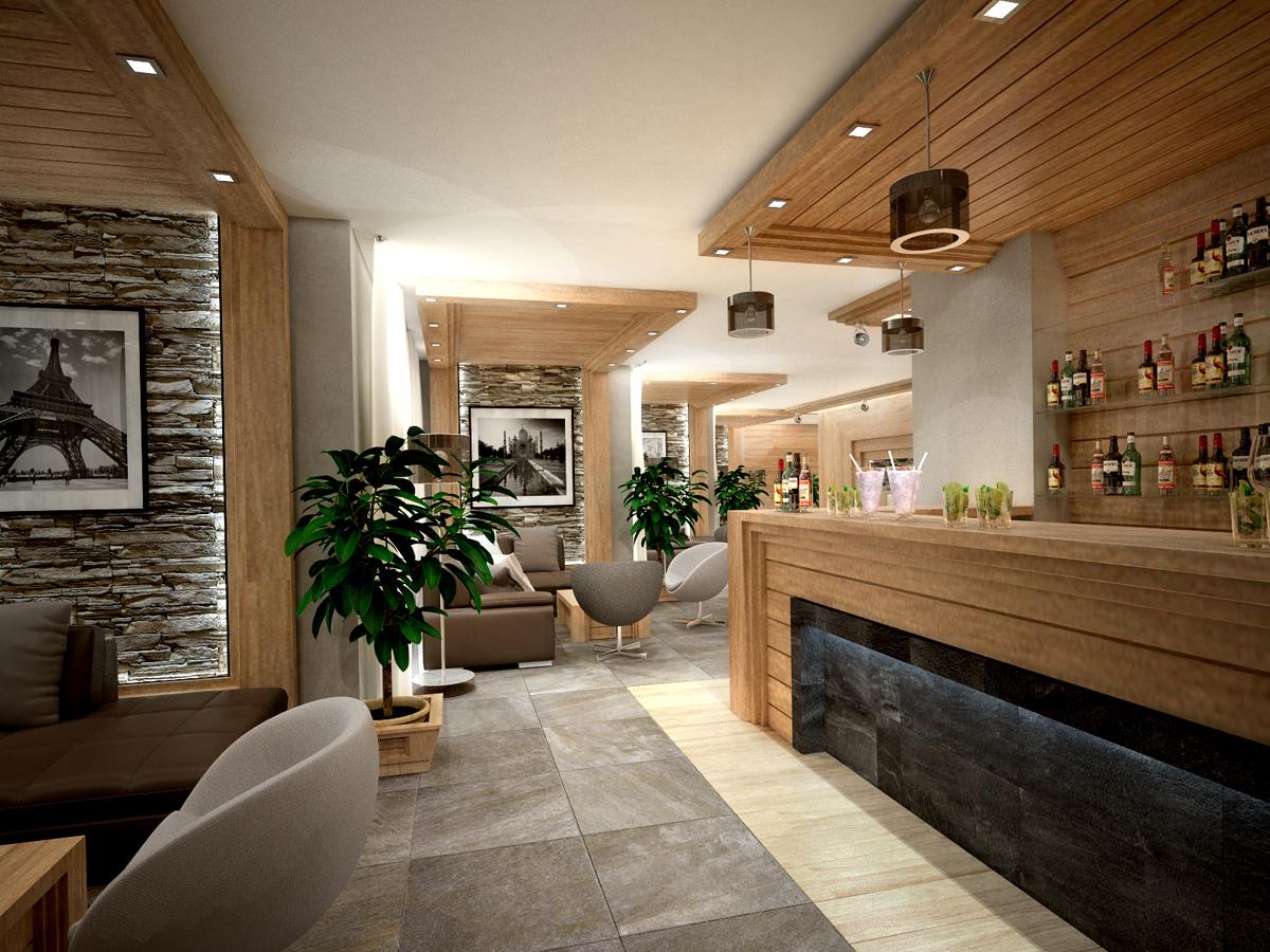 Рецепция и Лоби бар, Аmira Apartments & SPA, гр. Банско 7