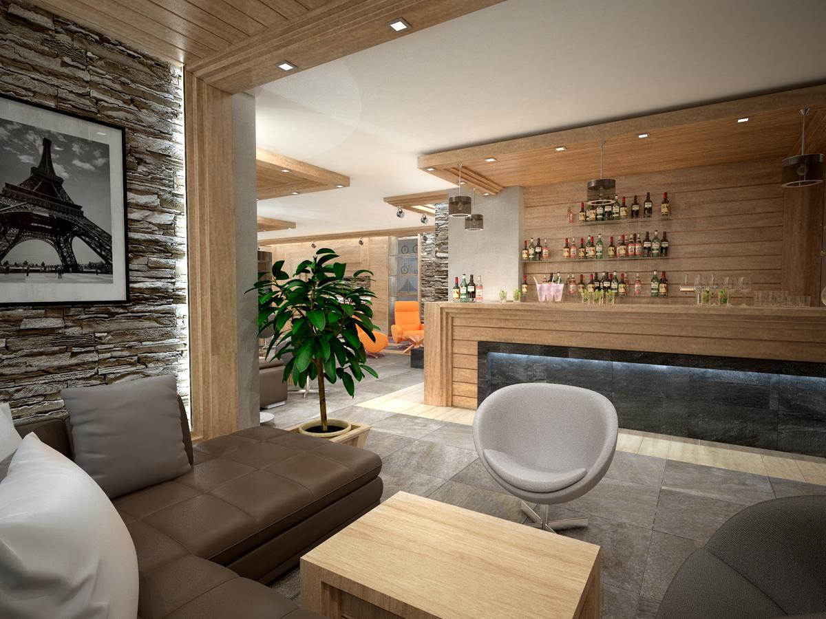 Рецепция и Лоби бар, Аmira Apartments & SPA, гр. Банско 6
