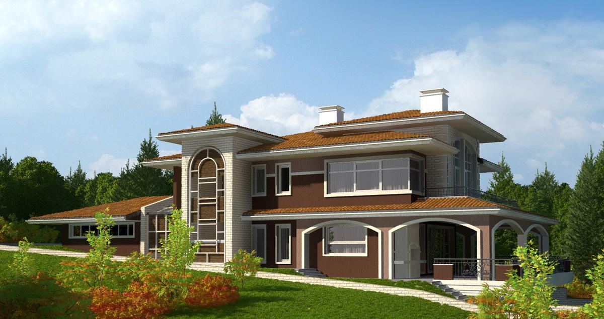 Еднофамилна жилищна сграда, гр. Варна 12