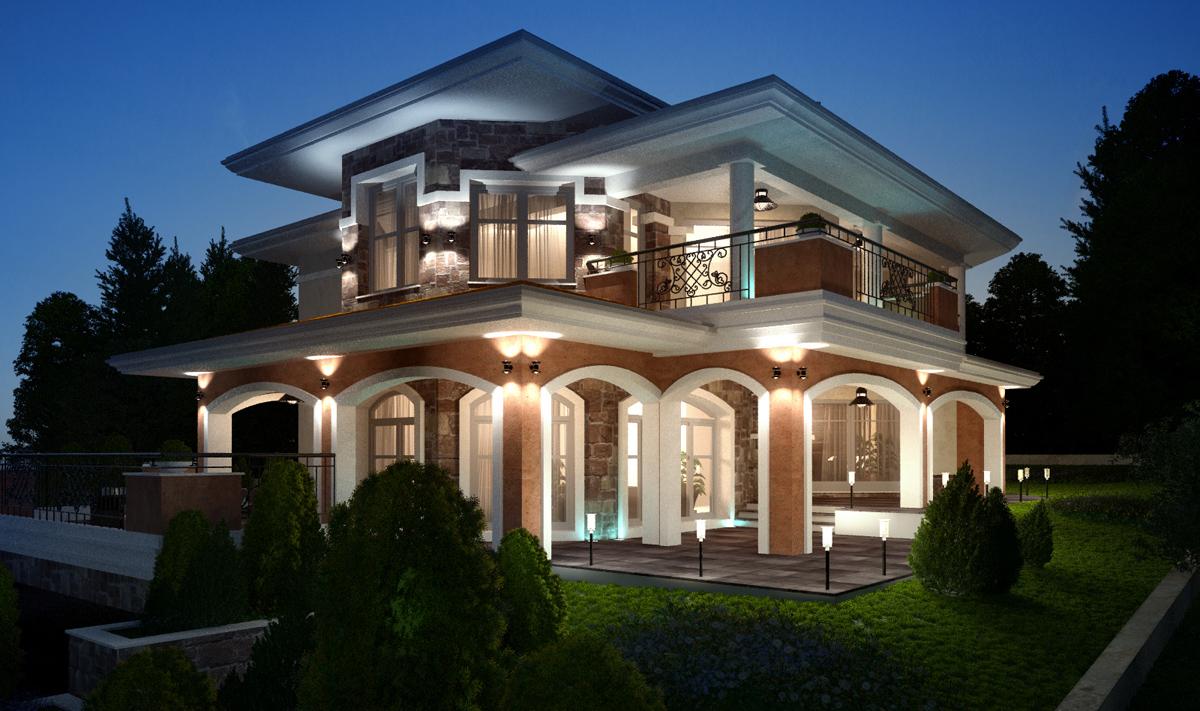 Проект на еднофамилна къща 9