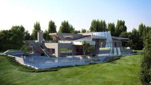 Проект за Еднофамилна къща, с. Лъка 2