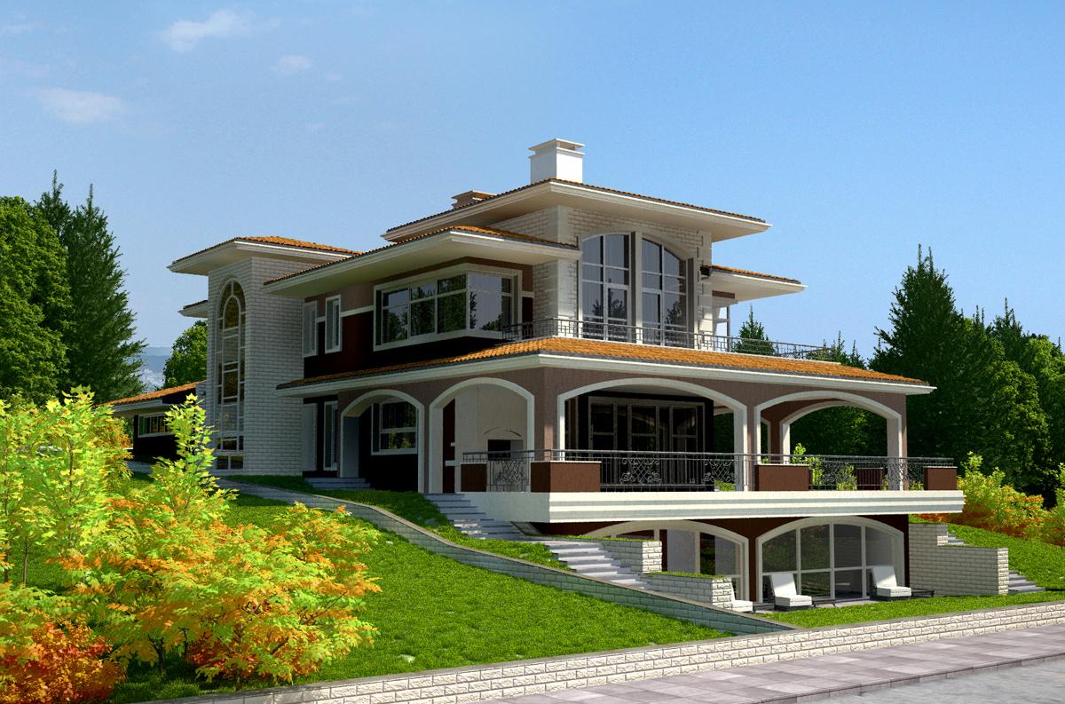 Еднофамилна жилищна сграда, гр. Варна 11