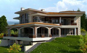Еднофамилна жилищна сграда, гр. Варна 9