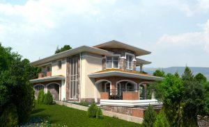 Проект на еднофамилна къща 6