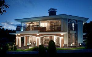 Проект на еднофамилна къща 5