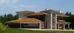 Еднофамилна жилищна сграда, гр. Варна 7