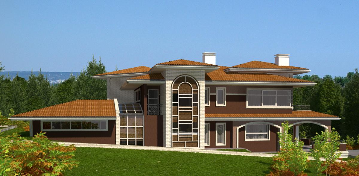 Еднофамилна жилищна сграда, гр. Варна 6
