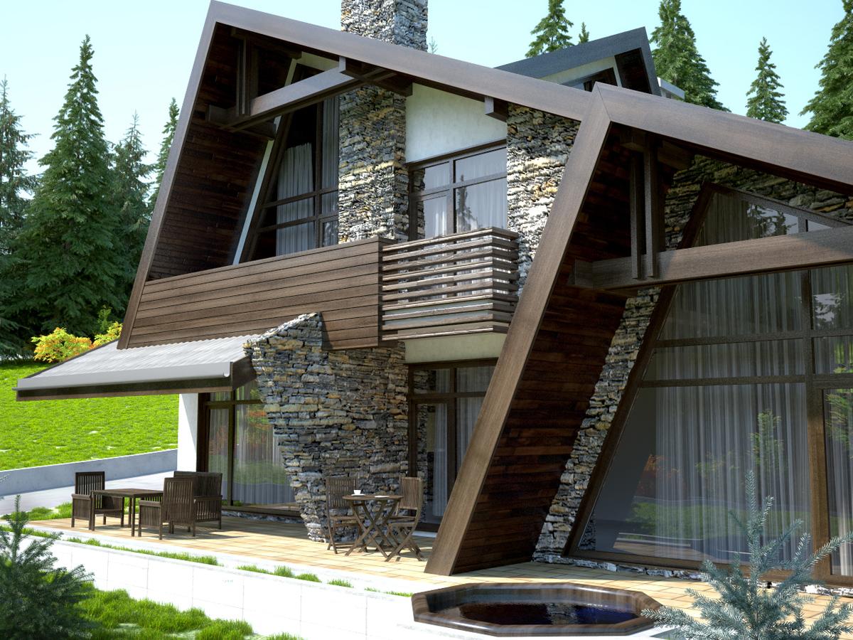 Еднофамилна къща, с. Орешак, Варна 2