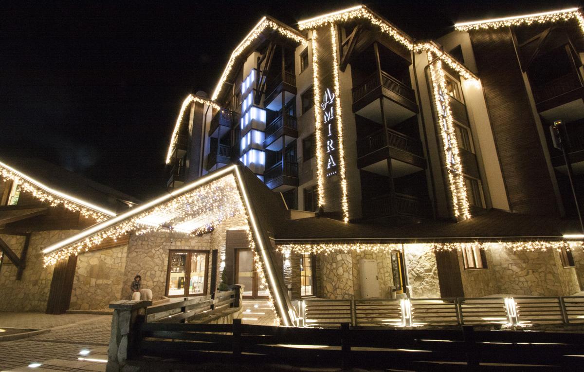 Аmira Apartments & SPA, гр. Банско 4