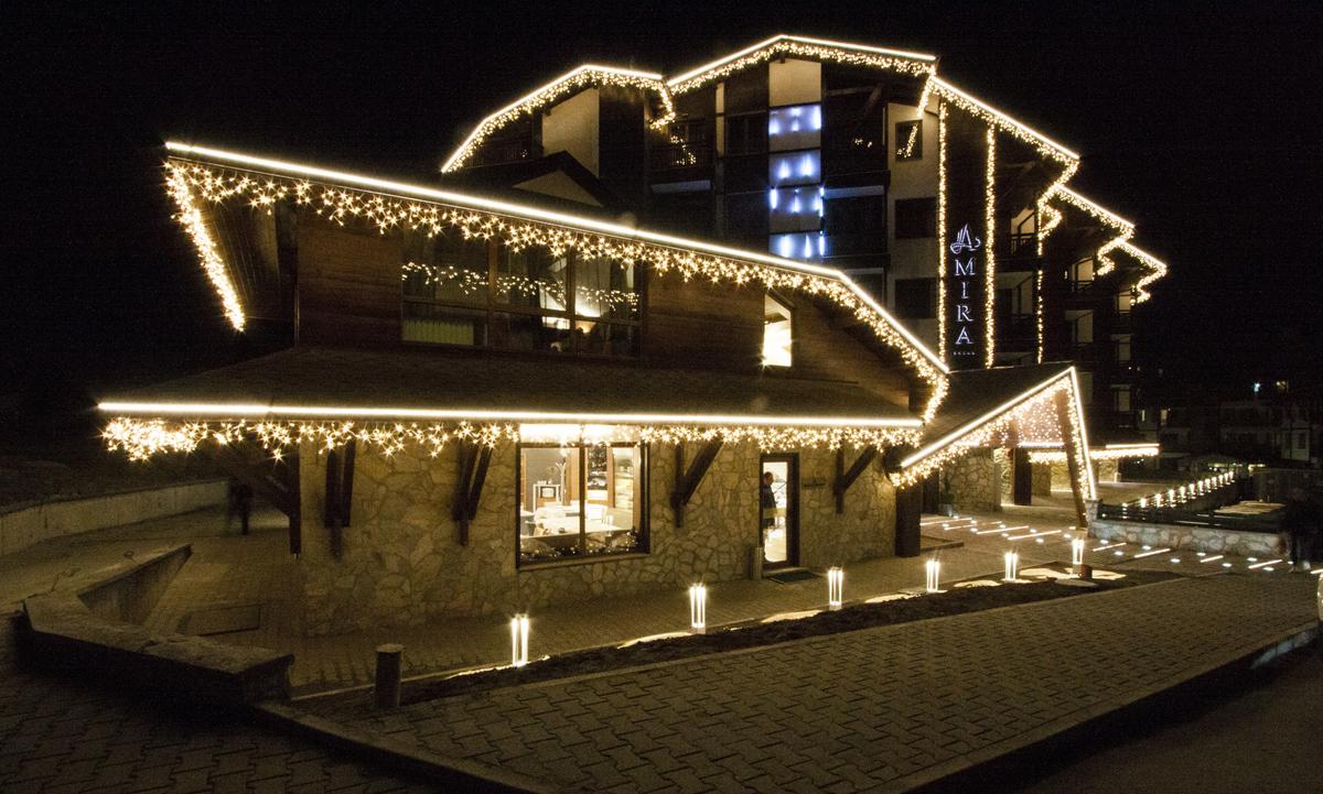 Аmira Apartments & SPA, гр. Банско 3