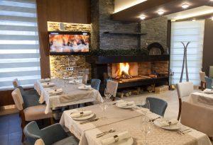 Интериор Ресторант, Аmira Apartments & SPA, гр. Банско 12
