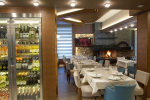 Интериор Ресторант, Аmira Apartments & SPA, гр. Банско 11