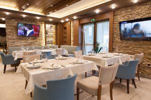 Интериор Ресторант, Аmira Apartments & SPA, гр. Банско 20
