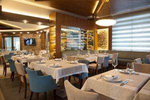 Интериор Ресторант, Аmira Apartments & SPA, гр. Банско 16