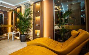 Интериор СПА център, Аmira Apartments & SPA, Банско 1