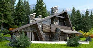 Проект за къща за гости 15