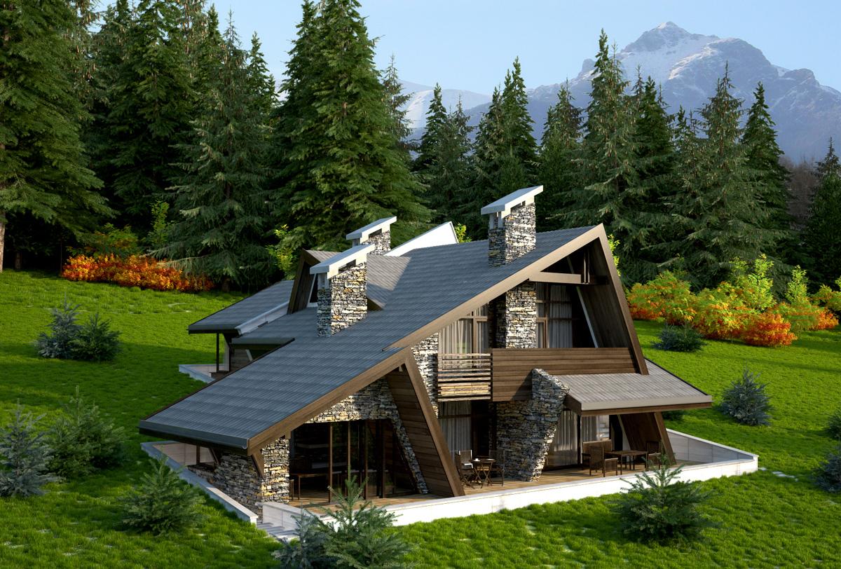Проект за къща за гости 14