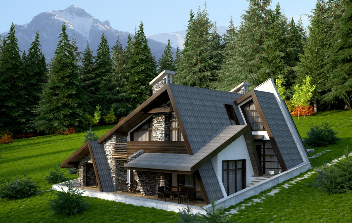 Проект за къща за гости 12