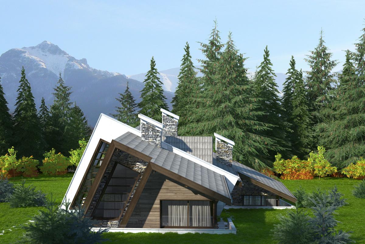 Проект за къща за гости 10