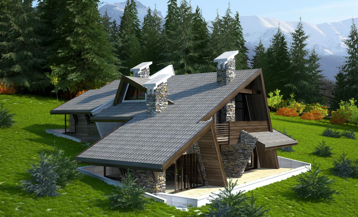 Проект за къща за гости 8