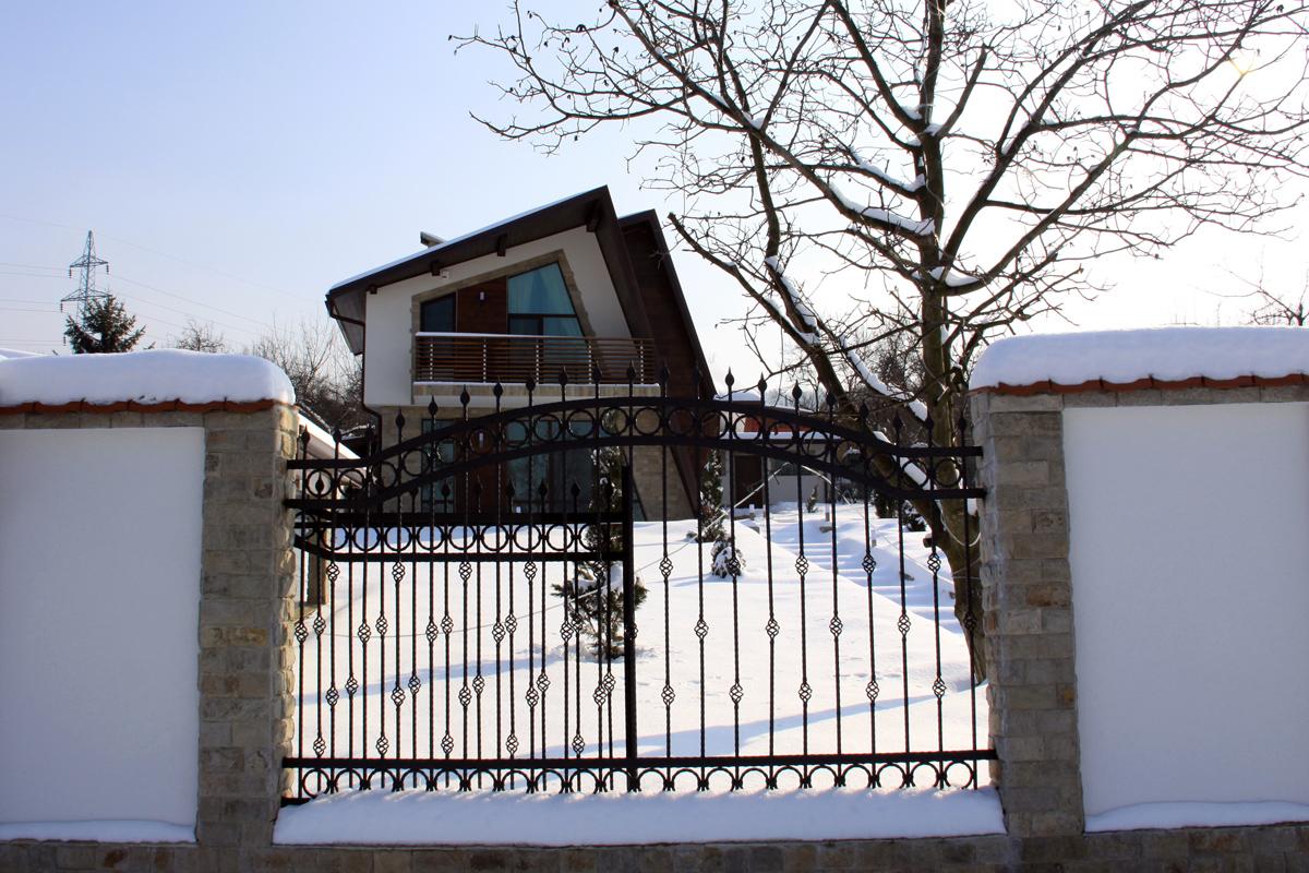 Къща, с. Герман 11
