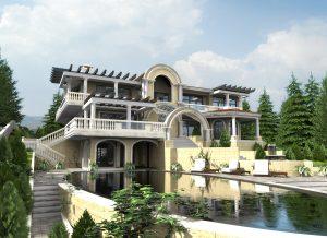 """Проект на Къща """"Камбаните"""" 3"""