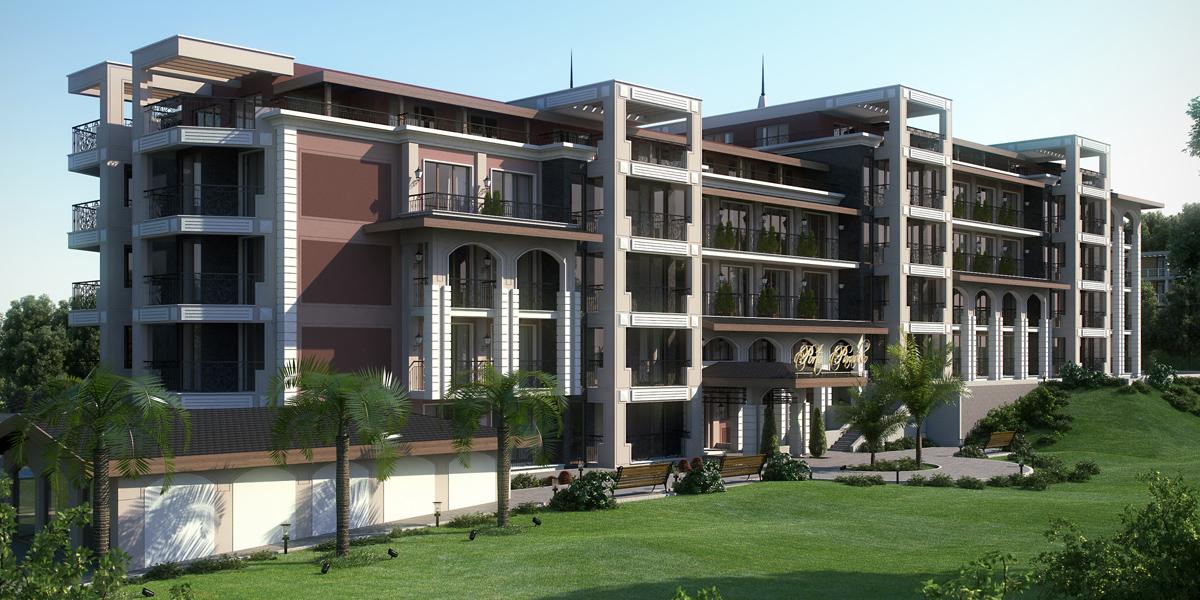 "Апартаментен хотел ""Порто Парадисо"" 7"