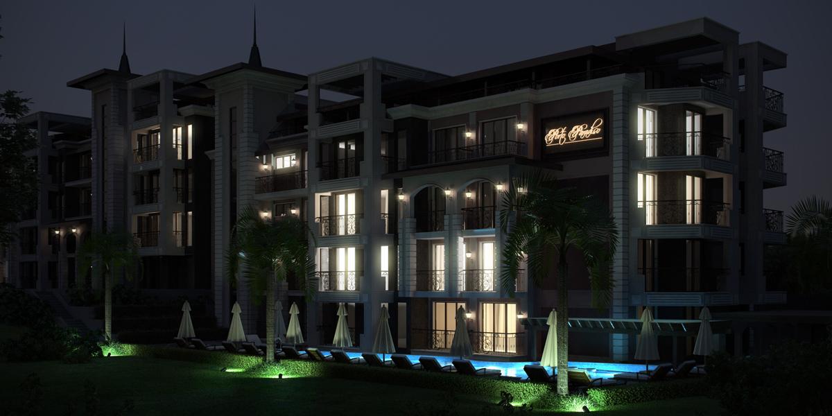 "Апартаментен хотел ""Порто Парадисо"" 2"
