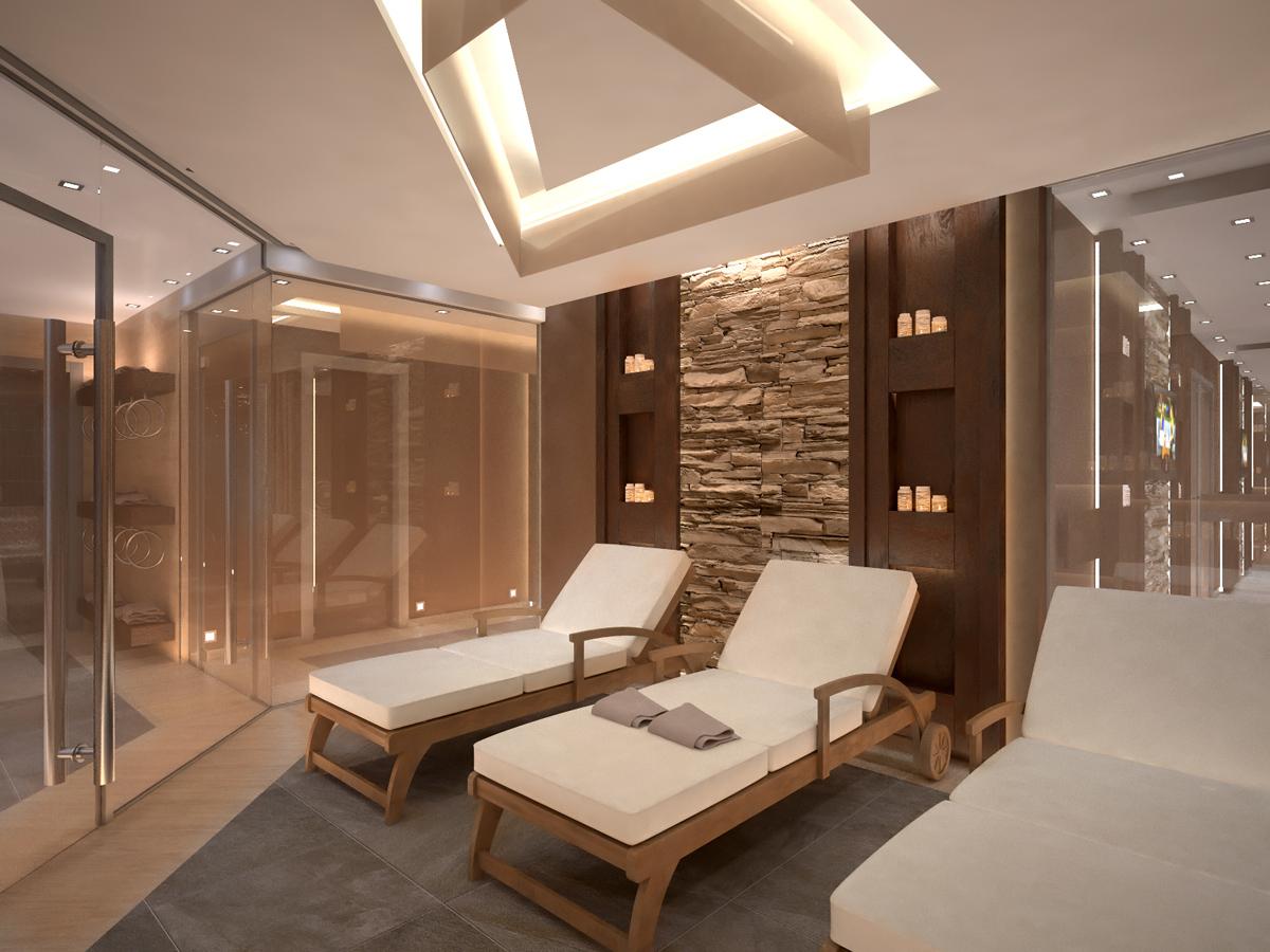 Интериор СПА център, Аmira Apartments & SPA, Банско 8
