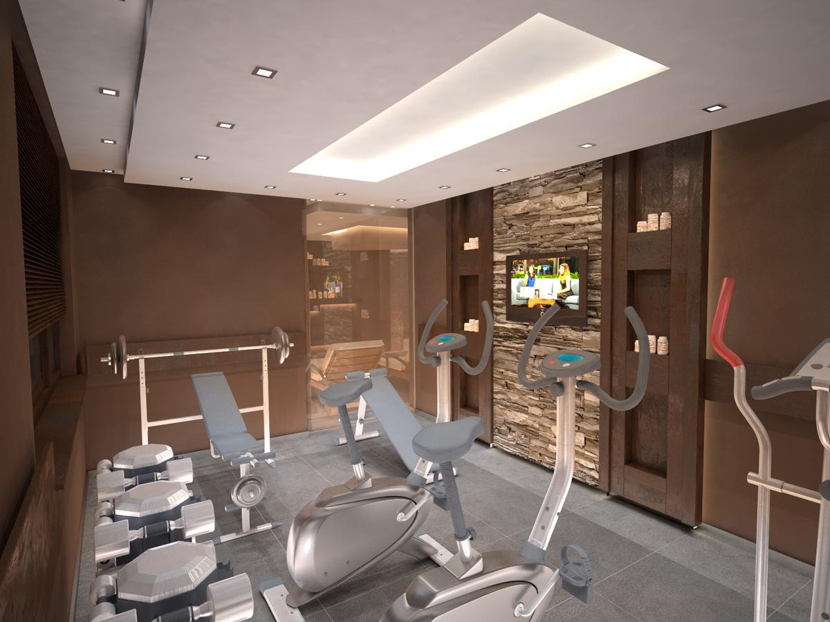 Интериор СПА център, Аmira Apartments & SPA, Банско 5