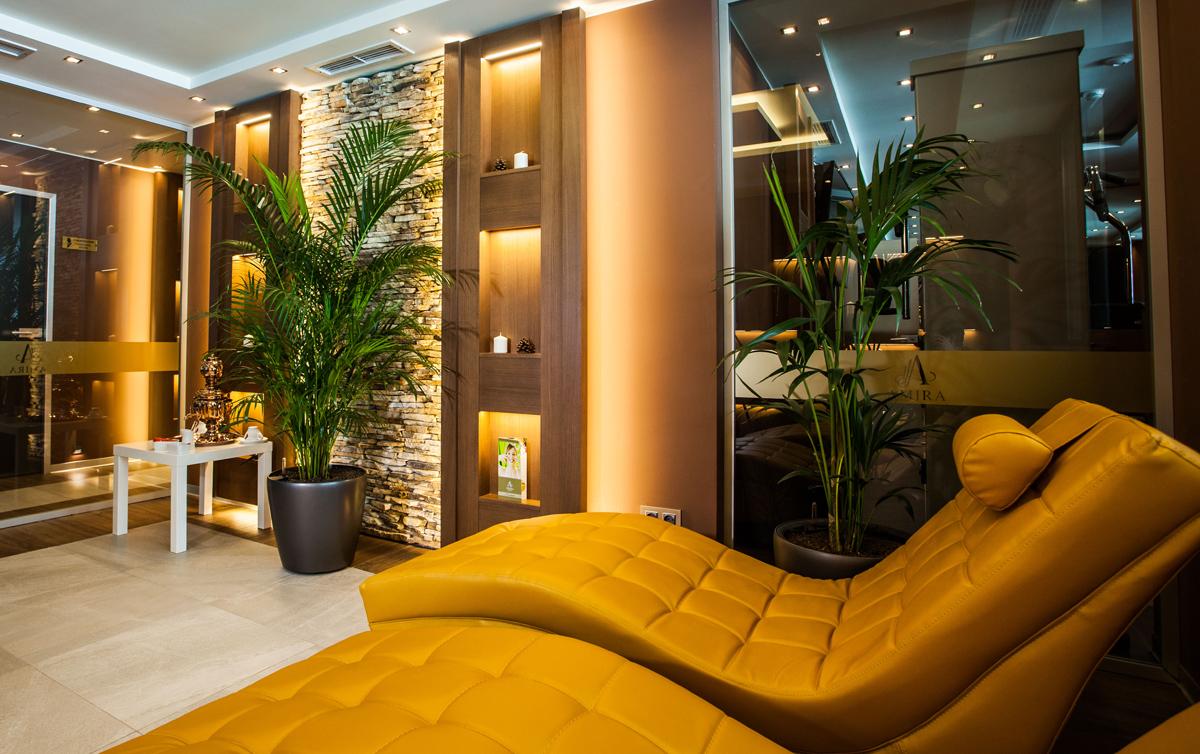 Интериор СПА център, Аmira Apartments & SPA, Банско 18