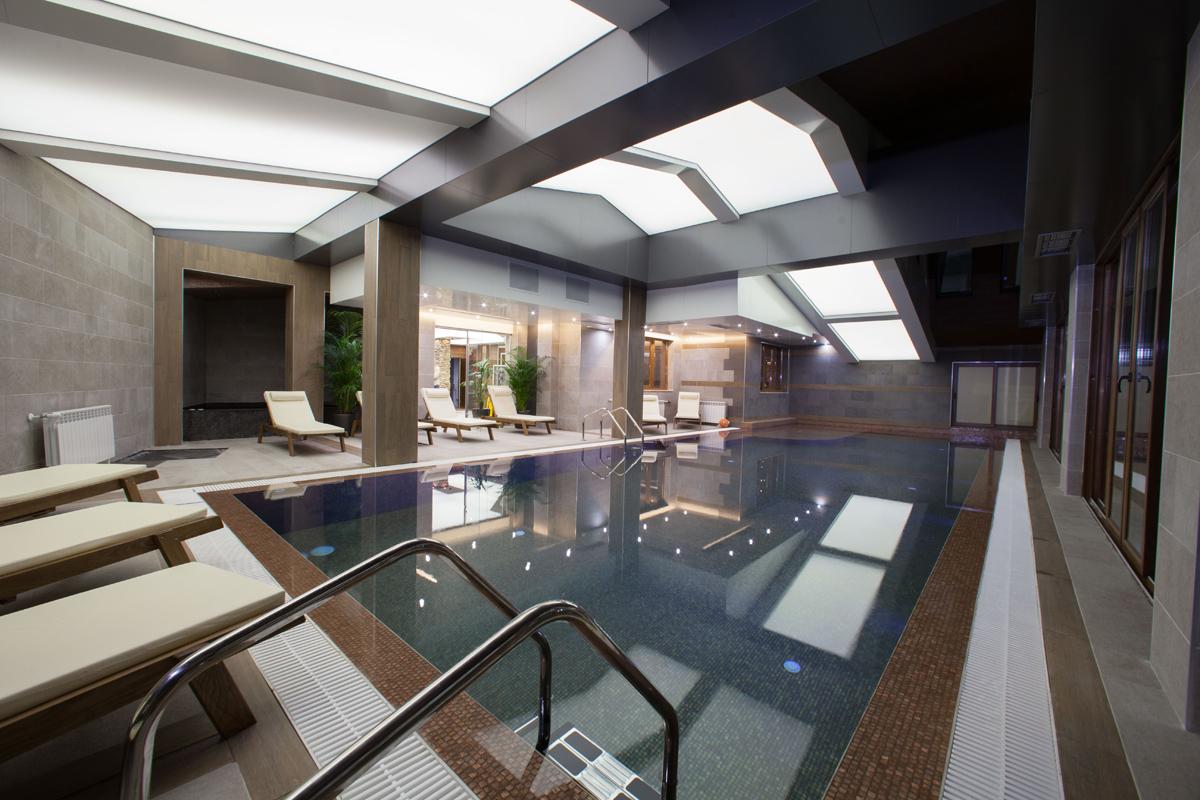 Интериор СПА център, Аmira Apartments & SPA, Банско 14