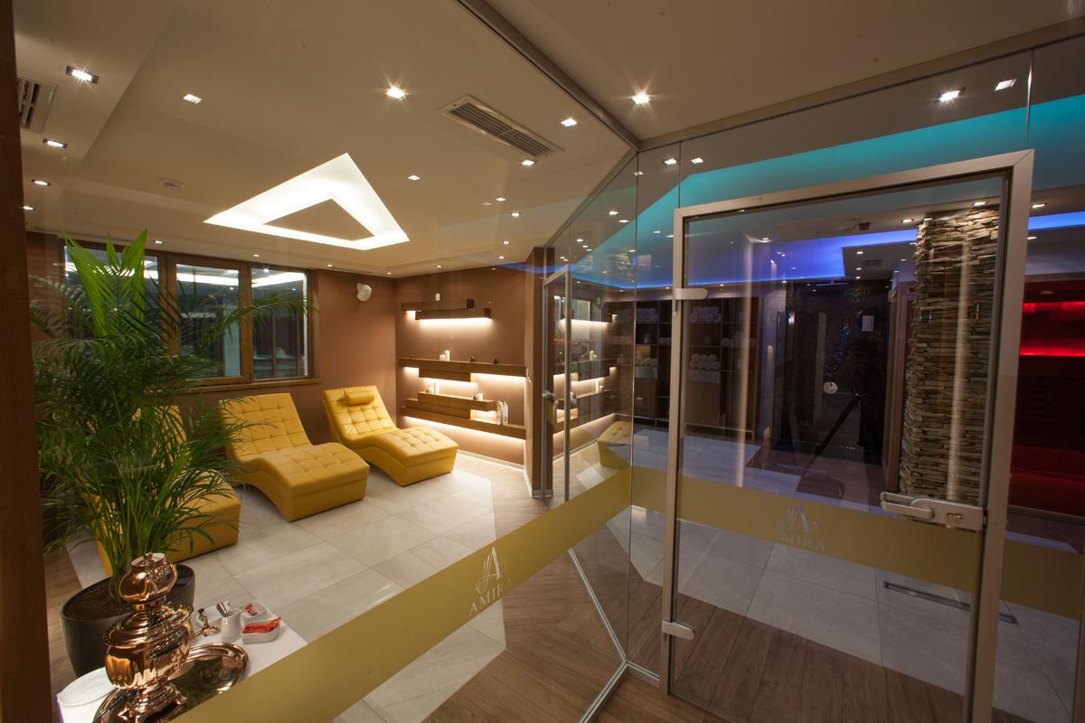 Интериор СПА център, Аmira Apartments & SPA, Банско 12