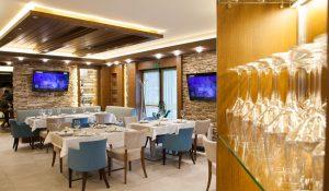 архитектурна реализация на хотел Алмира 2