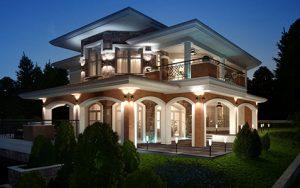 Проект на еднофамилна къща 1