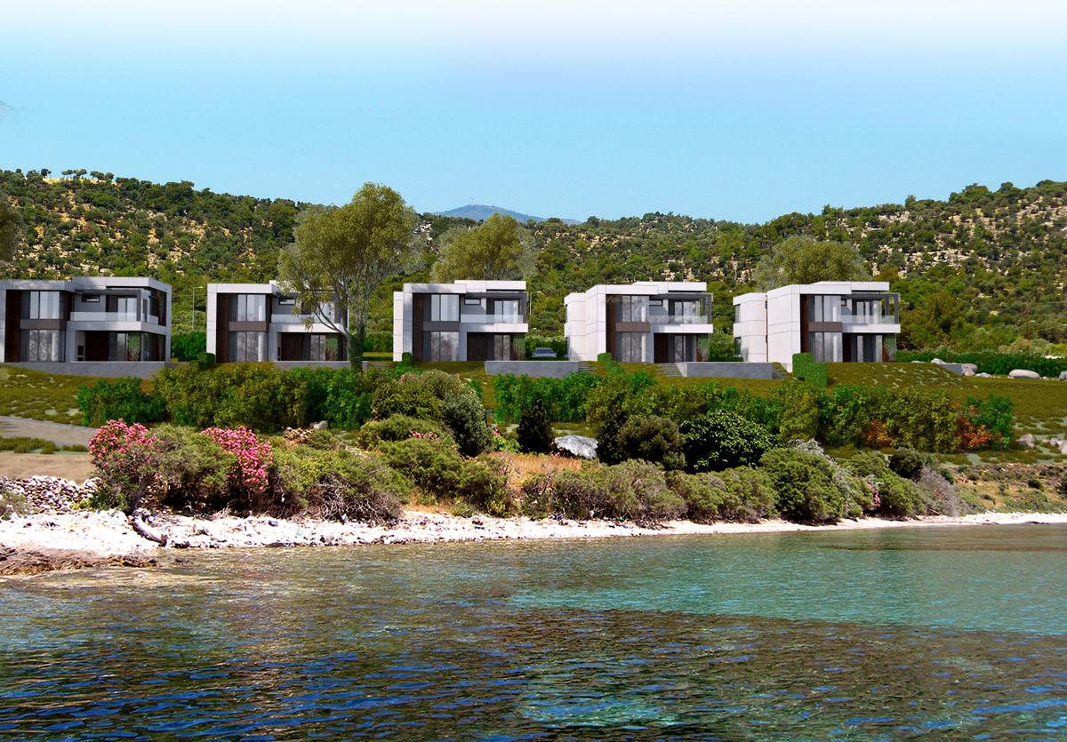 Ваканционен комплекс, Халкидики, Гърция 4