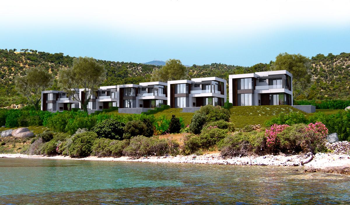 Ваканционен комплекс, Халкидики, Гърция 3