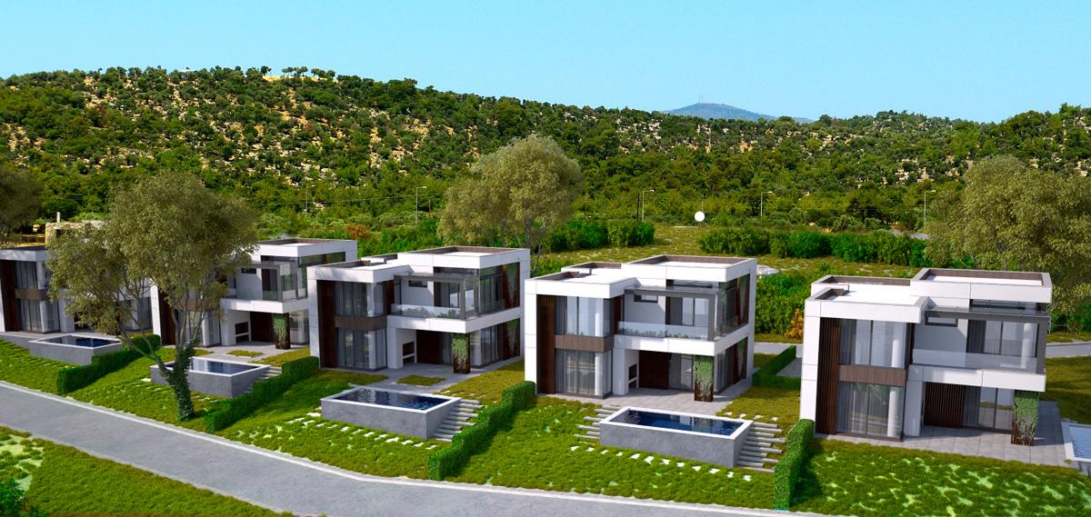 Ваканционен комплекс, Халкидики, Гърция 2
