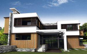 Проект за Еднофамилна къща, с. Лъка 10