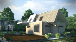 Къща с възможност за трансформации 3