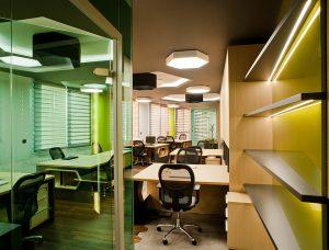 Архитектурен проект на Офиса на Изи Кредит в София 3