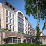 Приключихме проектната документация на пет звездния Балнео & СПА хотел в Огняново, община Гоце Делчев