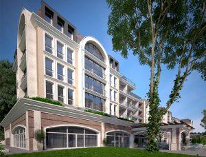 Архитектурно студио Арт Ню Вижън е проектант на пет звезден хотел в село Огняново